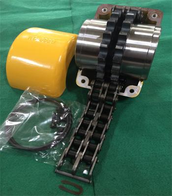 Khớp nối  xích KC8020 - Khớp nối xích