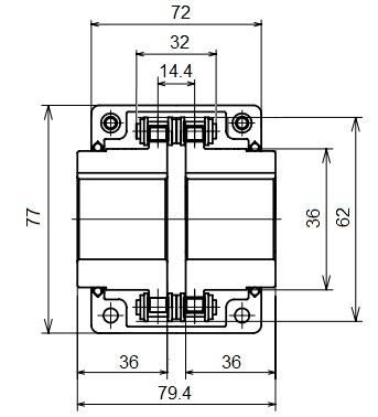 Khớp nối xích KC4012 - Khớp nối xích - Nguyên Việt JSC