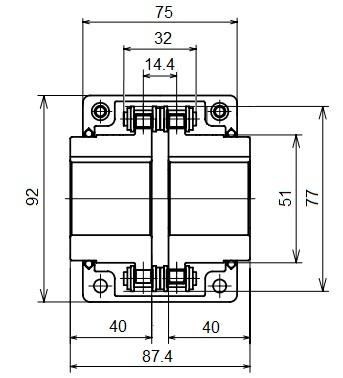 Khớp nối xích KC4016 - Khớp nối xích - Nguyên Việt JSC