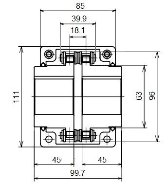 Khớp nối xích KC5016 - Khớp nối xích - Nguyên Việt JSC