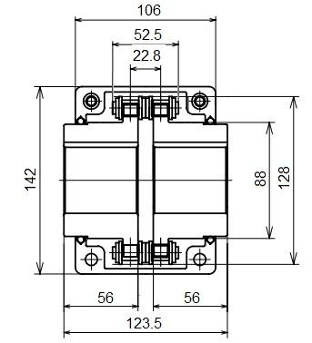 Khớp nối xích KC6018 - Khớp nối xích - Nguyên Việt JSC