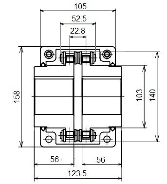 Khớp nối xích KC6020 - Khớp nối xích - Nguyên Việt JSC