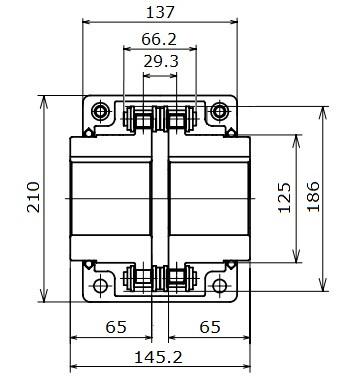 Khớp nối  xích KC8020 - Khớp nối xích - Nguyên Việt JSC