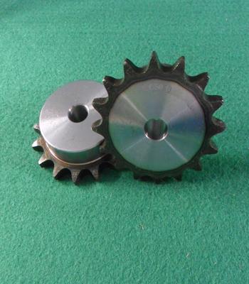 Nhông xích công nghiệp RS50-16TB - RS50