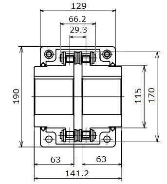 Khớp nối xích KC8018 - Khớp nối xích - Nguyên Việt JSC